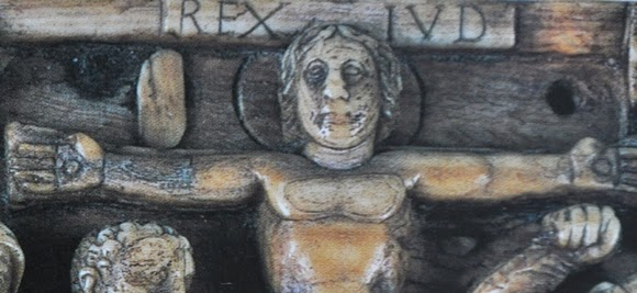 Image result for ancient crucifix